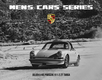 Men's Cars Series _ Julien & his Targa