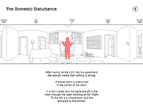 360 Video Storyboards: The Domestic Disturbance