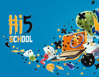 Poster for Hi5 School