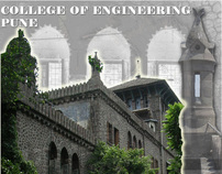 Documenting Conservation of College of Engineering Pune