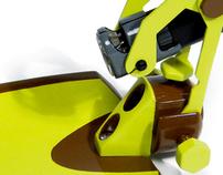 Pioneer: Toy Shovel Design