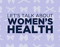 Link Pharmacy Women's Health Campaign