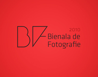 Bienala de Fotografie - Logo / Poster
