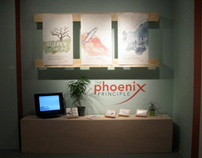 The Phoenix Principle-Graphic Design Senior Show