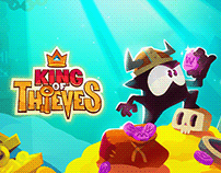 KING OF THIEVES game arts