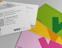 Tarjetas de visita Workcenter (Identidad corporativa)