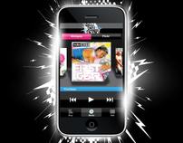 Bestdaynever.com Mobile Music Blog App