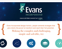 What We Do at Evans Incorporated (Collection of Drafts)