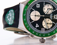 DLSU Centennial Collection by Swatch
