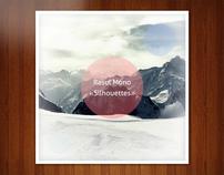 "Rasul Mono ""Silhouettes"" music album (drone ambient)"
