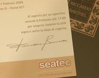 R. Barthel @ Seatec - Massa Carrara