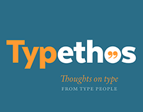 Typethos: 2