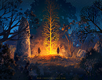 Forest of Liars - first trailer