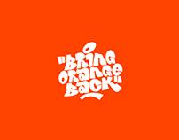 Bring Orange Back