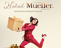 SHOPPING MUELLER | Campanha Natal 2017
