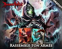 Immortalis Mobile Game