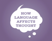 How Language Affects Thought