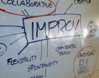 The Improv actor and the Influence of improv