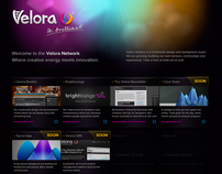The Velora Network Website