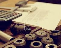 Typography 836