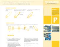 Brochure | Métodos de impresión