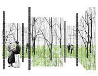 Pabellón para la II Bienal de Venecia