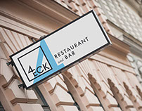 4eck Restaurant and Bar / 2014-2015