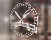 All Stars Catering - Branding