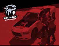 Grayhawk Security Branding