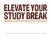 Chipotle Finals Week Promotions