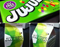 Repackage: Jujubes Candy
