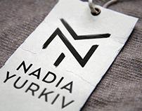 NADIA YURKIV — Logo Design