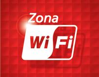 Arnet. Zona Wi Fi