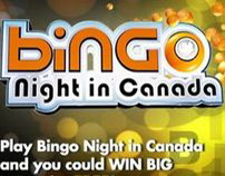 Game TV: Bingo Night in Canada
