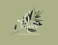EL OLIVO RESTAURANT / BRAND IDENTITY