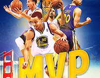 Stephen Curry MVP