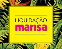 Liquidação Banana da Marisa