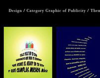 Graphic Designs (billboards, graphics, logotypes...)