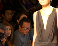SONY Philippine Fashion Week  Holiday 2012