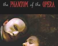 Book Design for The Phantom of the Opera