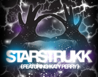 3OH!3 STARSTRUKK featuring Katy Perry Single Cover