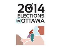2014 Ottawa Elections - Infographic