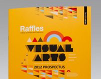RAFFLES COLLEGE Visual Arts Prospectus 2012