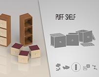 Estante de Puff // Puff Shelf
