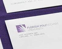 Florida Poly Rebrand