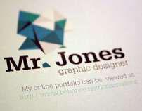 Mr. Jones' Portfolio