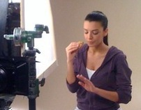 Nutri cookies television commercial