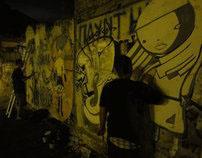 Razzle Dazzle (Street Painting)