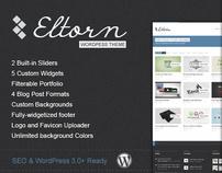 Eltorn - Premium WordPress Theme
