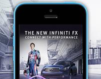 Infiniti FX Advertising